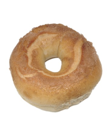Cinnamon Sugar bagel