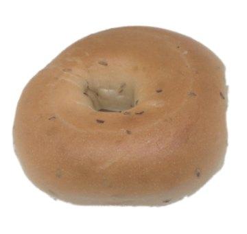 Russian Rye bagels