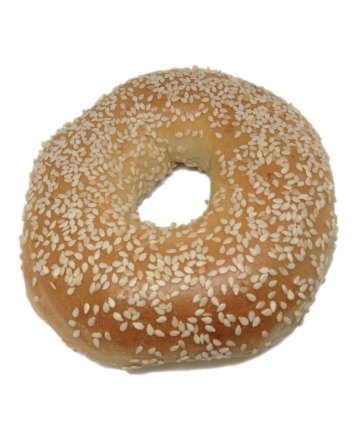 Sesame Seeds bagel