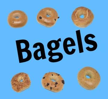 6 bagels